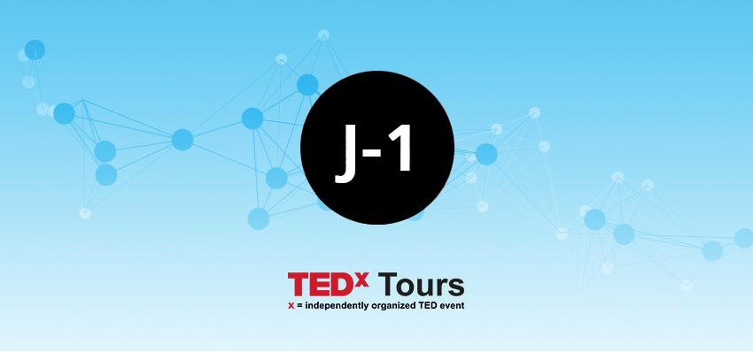 J-1 : Prêts pour TEDx Tours 2016 ?